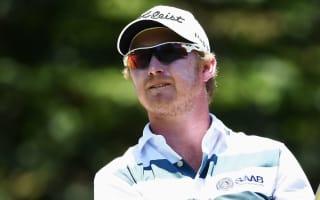 Harding takes one-shot lead at Tshwane Open