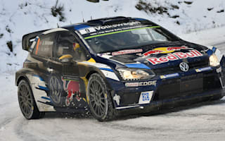 Volkswagen defend Latvala after Monte Carlo accident