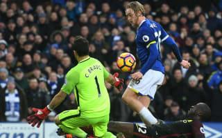 Davies and Lookman aren't the big men of Everton, warns Koeman