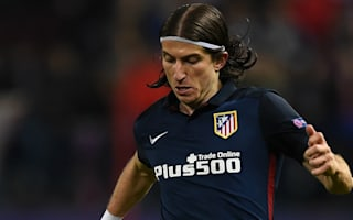 Filipe Luis: Leicester are like Atletico