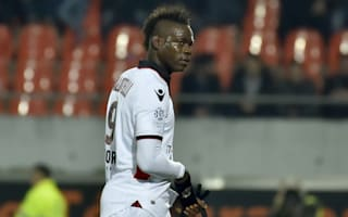 Lorient 0 Nice 1: Balotelli sent off as visitors go second