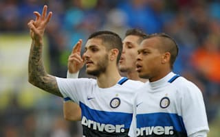 Frosinone 0 Inter 1: Icardi gives Mancini's men victory
