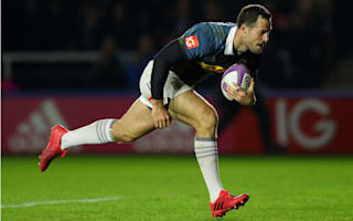 Visser and Chisholm star in easy Quins win