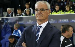 Ranieri doesn't trust bookies over England job