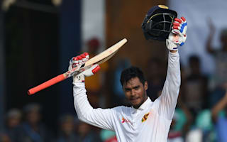 Da Silva and Chandimal frustrate Australia