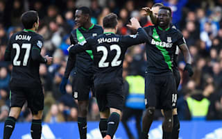 Chelsea 1 Stoke City 1: Diouf rescues deserved point