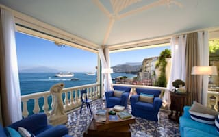 Check out the view! Best hotel balconies around the world