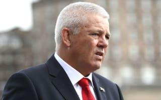 Gatland dismisses Chiefs rumours
