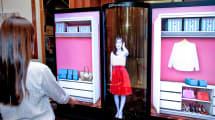 La última pantalla OLED de LG es flexible, transparente... ¡y gigantesca!