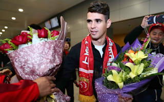 Oscar scores on Shanghai SIPG debut