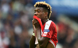 'We gave it all', Alaba tells Austria fans