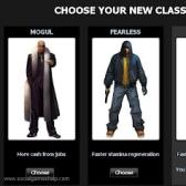 Change your Mafia Wars class on a whim (but it'll cost ya)