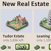 Expand your Social City with two new homes