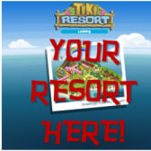 Tiki Resort: Show off your second island!