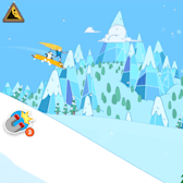 Ski Safari: Adventure Time Cheats And Tips