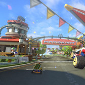 New Mario Kart 8 Tracks Revealed