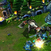 League Of Legends Downtime Blamed On Hackers