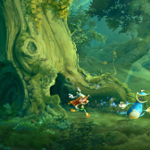 Rayman Legends: Xbox One Gameplay