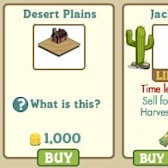 FarmVille travels to the Southwest with brand new theme