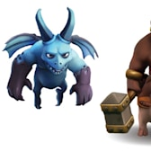 Clash of Clans Cheats: Dark Elixir Troops and Heroes Guide