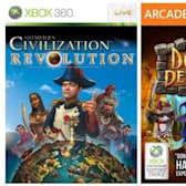 March's Free Xbox 360 Games with Gold: Civilization Revolution and Dungeon Defenders