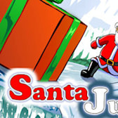 Game of the Day: Santa Jump