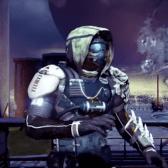 Destiny's Ghost does ALS Ice Bucket Challenge