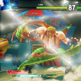 The big Street Fighter V update is out, including Alex! Hooray!