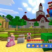 Super Mario joins the world of Minecraft