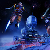 Check out Borderlands' The Holodome Onslaught gameplay!