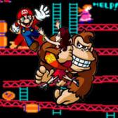 Peach wasn't Mario's first love.