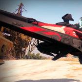Get the EV-30 Tumbler Sparrow in Destiny!