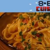 8-bit Cuisine: The Sims-inspired pasta carbonara