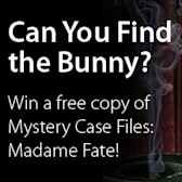 Free Hidden Object Game Contest - Win Mystery Case Files: Madame Fate