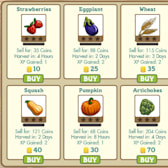 Farmville Crop Mastery Released - Earn Bonuses Just Like in Mafia Wars