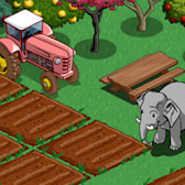 Farmville Baby Elephant Available for Only 48 Hours - Will We Be Harvesting Ivory?