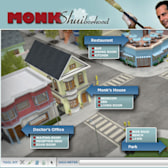 'Monk,' 'Burn Notice' and 'Law & Order' Social Games on the Way?
