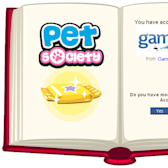 New Pet Society Collectibles: Stickers!