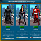 Champions Online Is a Better Mafia Wars (with Superheroes!)