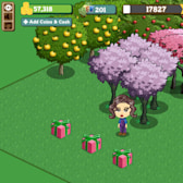 Pink FarmVille Mystery Boxes Arrive, Bearing Carousels and Zen Gardens