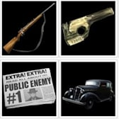 Mafia Wars Gains Loot Event for Public Enemies ad promotion