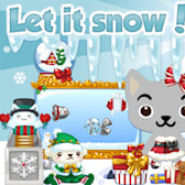 Pet Society adds snow machine and build a snowman options