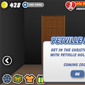 PetVille holiday items coming soon
