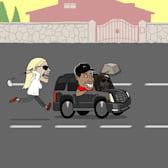 Tiger Woods Parody Web Games Crash the Web