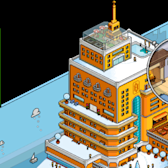 Habbo hotel adds Facebook Connect feature
