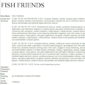 Playdom trademarks 'Fish Friends'