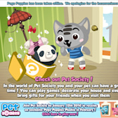 Pogo Puppies retired; players asked to join Pet Society instead