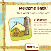Tiki Farm introduces an unlimited Storage Bin for items
