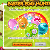 SPP Ranch: Collect Easter Eggs for special prizes