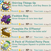 FarmVille: List of Co-op Jobs and Rewards